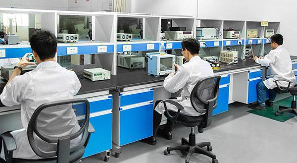 天海检测-自有实验基地 · 多个检测实验室